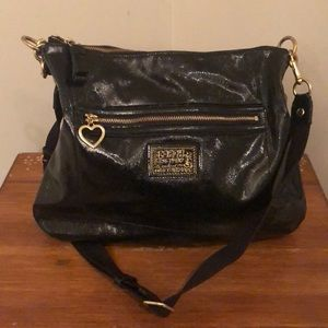 Coach Poppy Daisy Liquid Gloss Bag